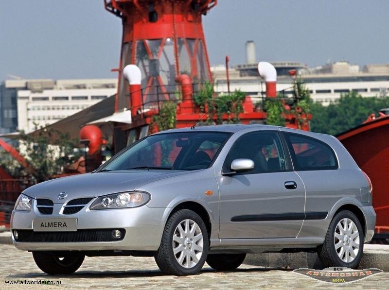 allworldauto.ru Nissan Almera 1.8